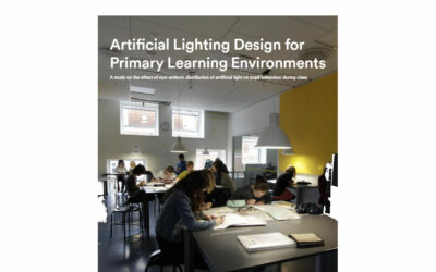 Study showing the effect of lighting on reducing noise, disturbing and increasing the cognitive performance of students in Danish primary schools.